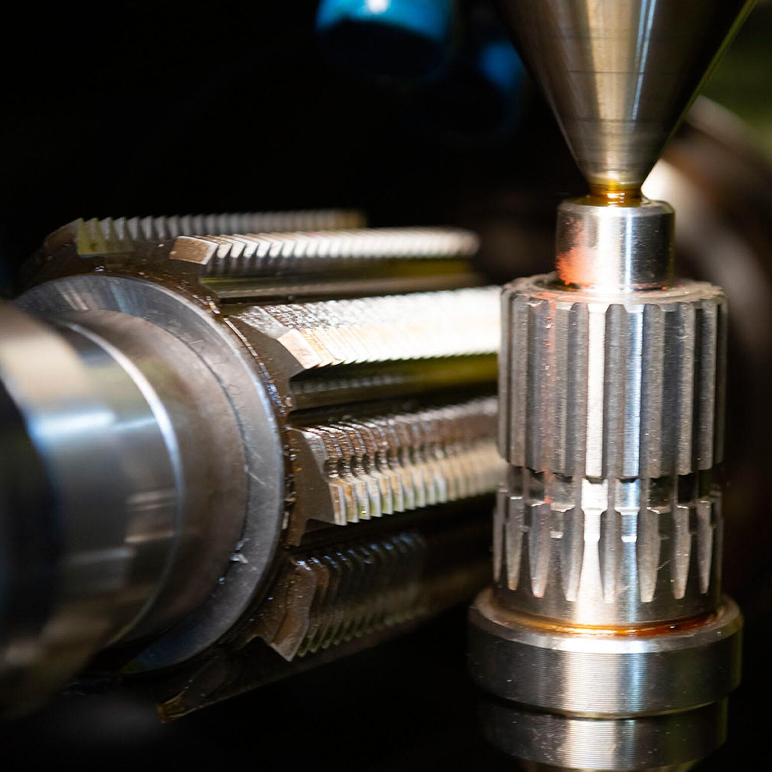 Machine à tailler les engrenages