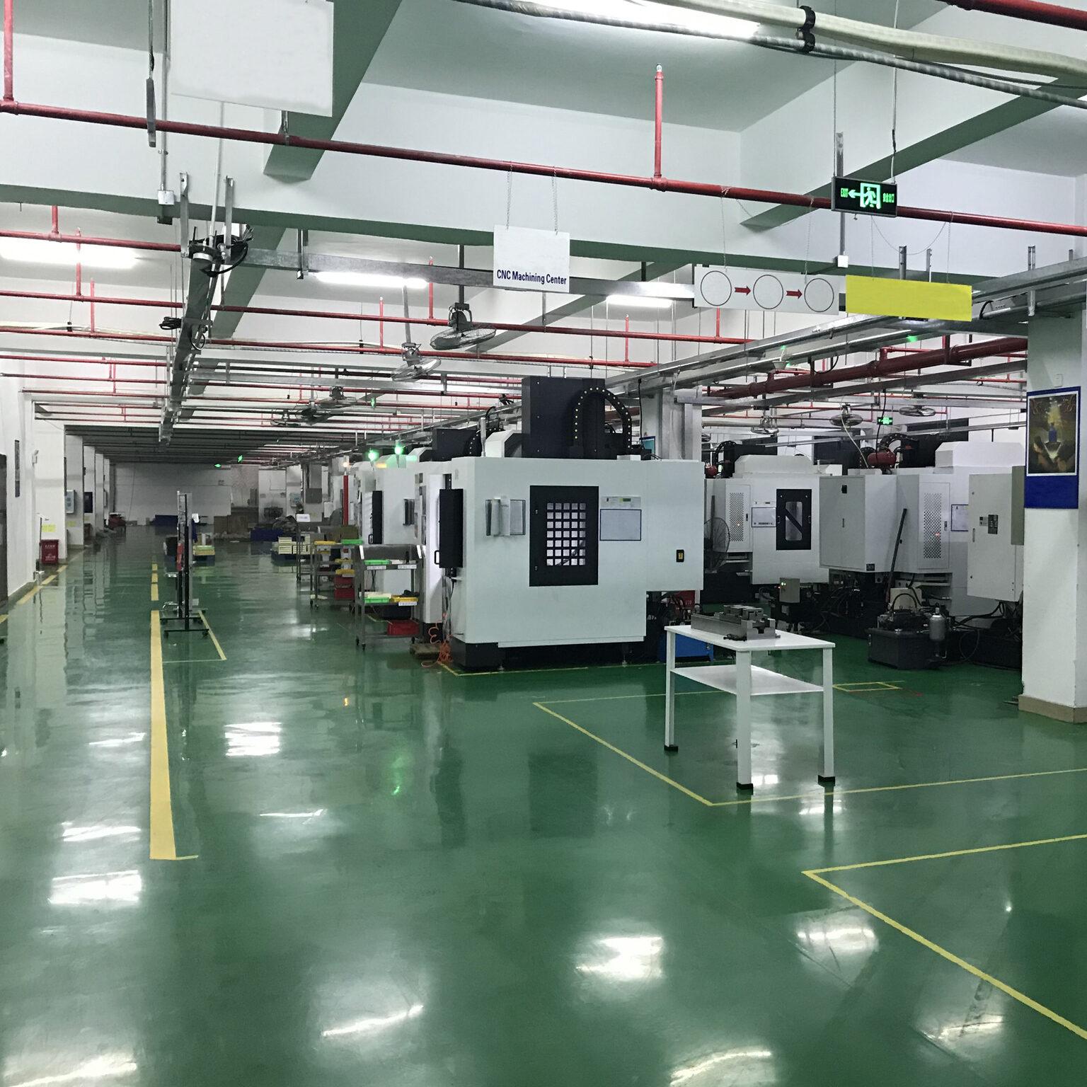Machining centers (CNC)