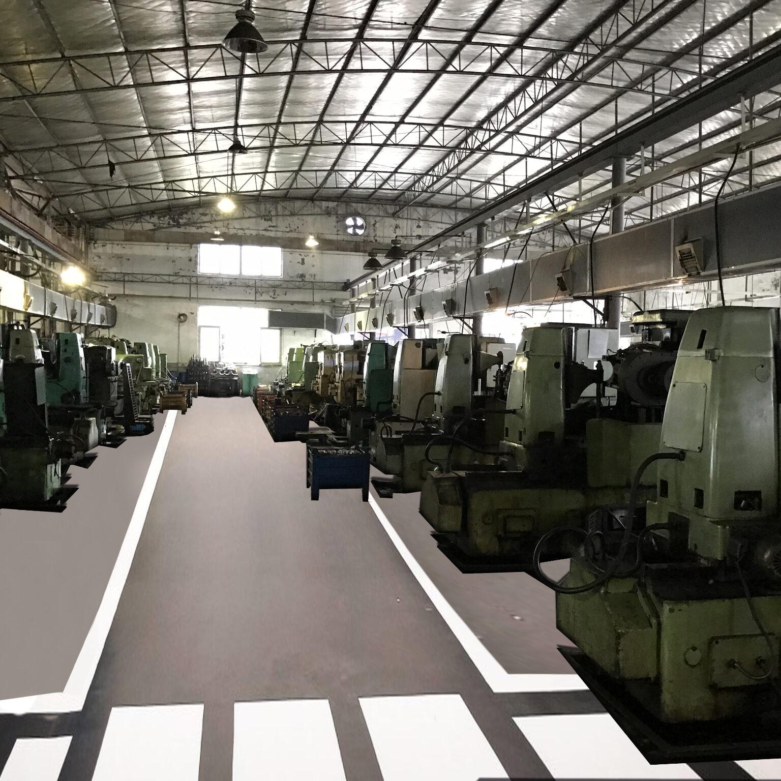 Parc machines à tailler les engranges Taizhou