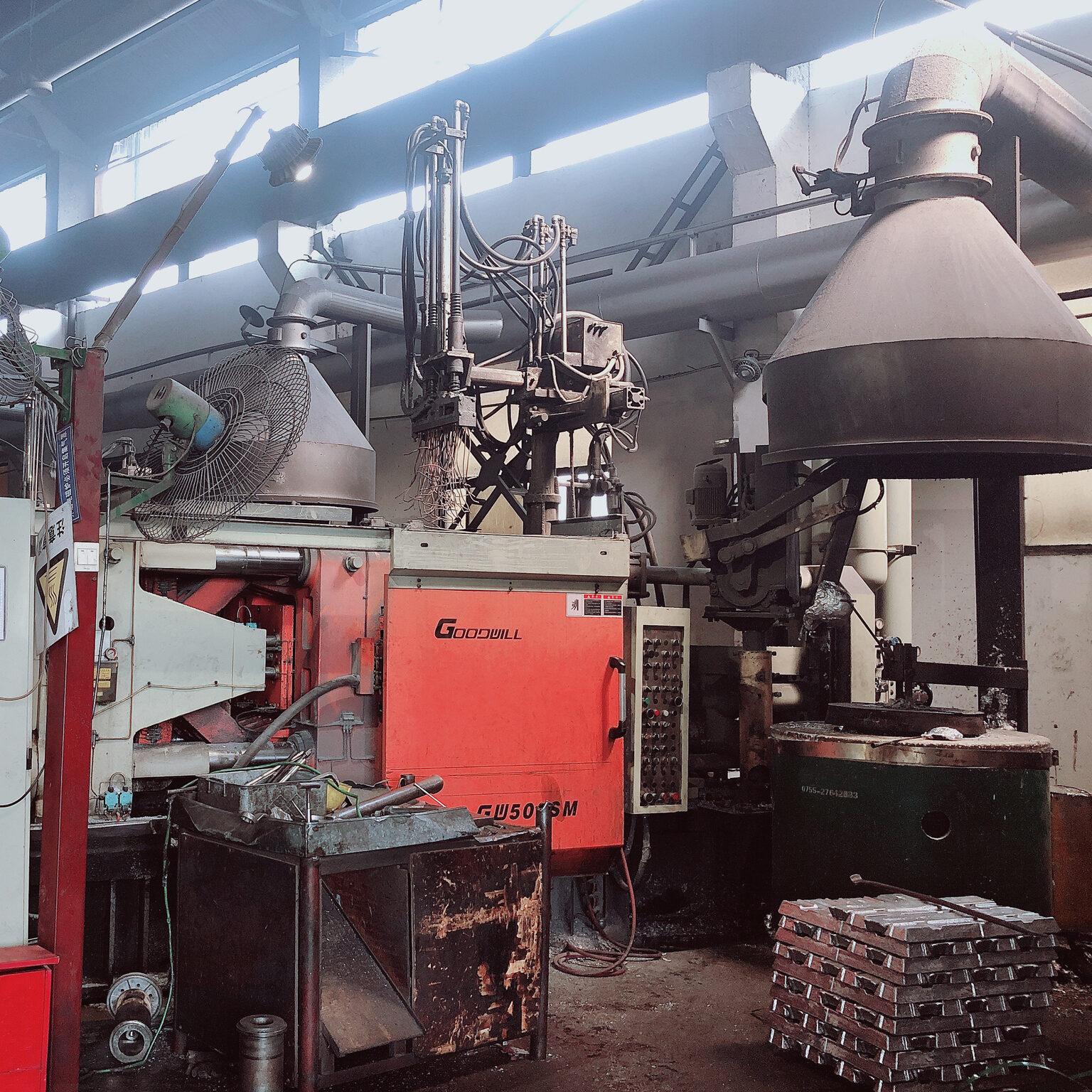 Hornos prensas