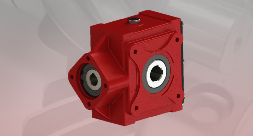 Hydraulic gearbox H120