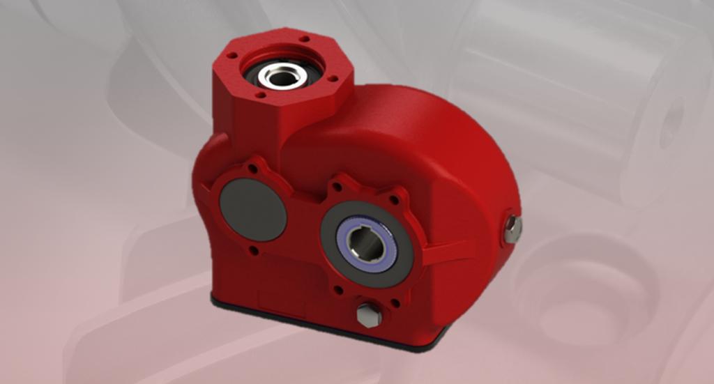 Hydraulic gearbox H190
