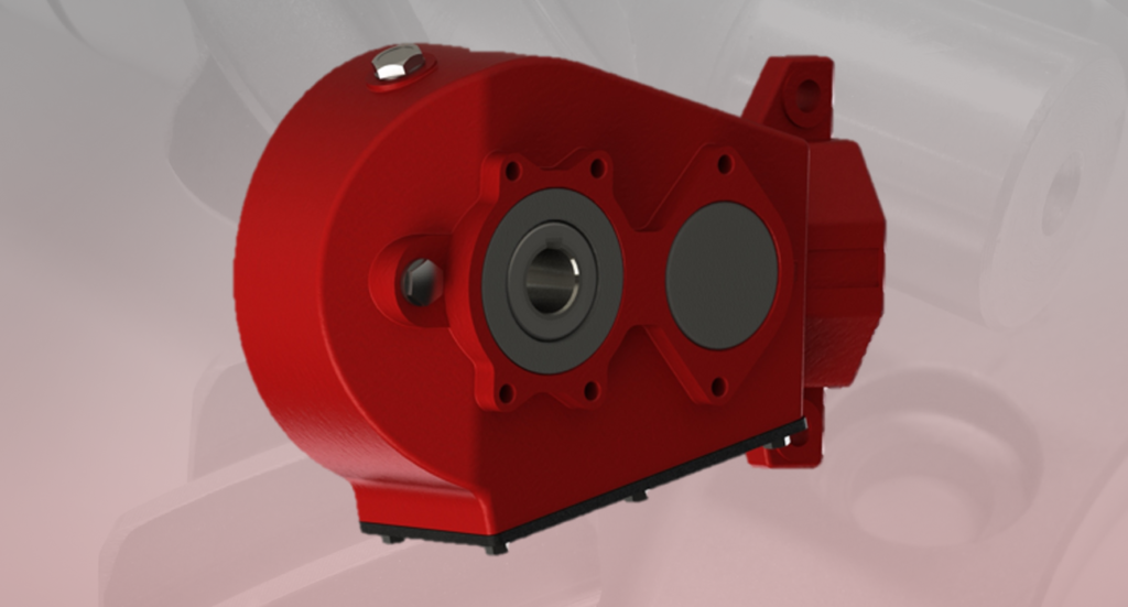 Hydraulic gearbox H200