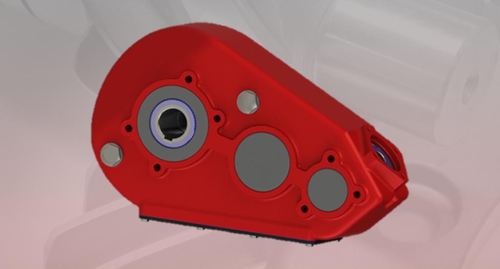 Hydraulic gearbox H800